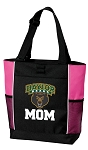 Baylor University Mom Tote Bag Pink