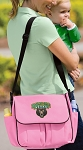 Baylor Diaper Bag Pink