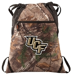 UCF RealTree Camo Cinch Pack