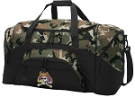 Official East Carolina University Camo Duffel Bags