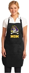 Official East Carolina Mom Apron Black
