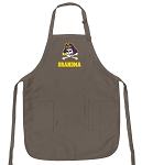 Official ECU Grandma Apron Tan