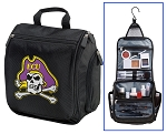East Carolina University Toiletry Bag or ECU Shaving Kit Travel Organizer for Men