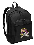 East Carolina University Backpack - Classic Style