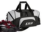 Small EKU Gym Bag or Small Eastern Kentucky Duffel