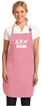 Deluxe EKU MOM Apron Pink - MADE in the USA!