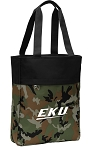 Eastern Kentucky Tote Bag Everyday Carryall Camo