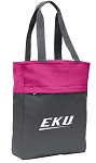 Eastern Kentucky Tote Bag Everyday Carryall Pink