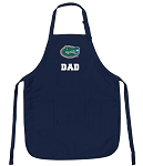 Official University of Florida Dad Aprons Navy