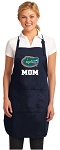 Official University of Florida Mom Aprons Navy