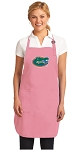 Deluxe University of Florida Apron Pink - MADE in the USA!