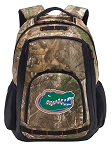 University of Florida RealTree Camo Backpack