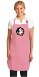 Deluxe Florida State Apron Pink - MADE in the USA!