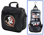 Florida State University Toiletry Bag or FSU Shaving Kit Travel Organizer for Men