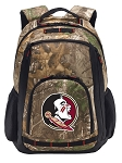 FSU RealTree Camo Backpack