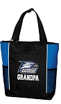 Georgia Southern Grandpa Tote Bag Roy