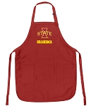 Official Iowa State Grandma Aprons