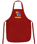 Official University of Kansas Grandpa Aprons