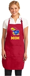 Official University of Kansas Mom Aprons