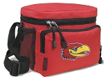 University of Kansas Lunch Bags KU Jayhawks Lunch Totes