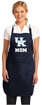 Official University of Kentucky Mom Aprons Navy