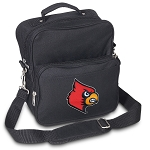 Louisville Cardinals Small Utility Messenger Bag or Travel Bag