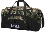 Official LADIES LSU Camo Duffel Bags
