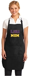 Official LSU Tigers Mom Apron Black