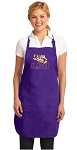 Deluxe LSU Apron MADE in the USA!