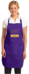 Deluxe LSU Tigers Mom Apron MADE in the USA!