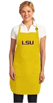 Deluxe LSU Tigers Apron - MADE in the USA!