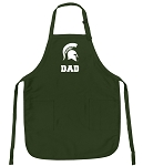 Official Michigan State University Dad Apron Michigan State Dad