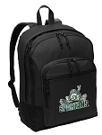 Michigan State Peace Frog Backpack - Classic Style