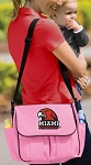 Miami University Redhawks Diaper Bag