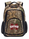 Mississippi State RealTree Camo Backpack