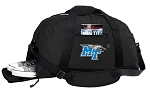 Middle Tennessee Duffel Bag - Middle Tennessee GYM BAG with Shoe Pocket