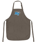 Official MT Logo Apron Tan