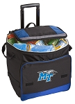 Rolling Middle Tennessee Cooler Bag Blue