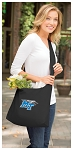 Middle Tennessee Tote Bag Sling Style Middle Tennessee Shoulder Bag Black