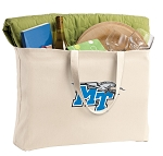 Jumbo Middle Tennessee Tote Bag