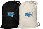 Middle Tennessee Laundry Bags 2 Pc Set