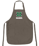 Official Marshall Grandpa Apron Tan