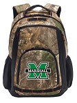 Marshall University RealTree Camo Backpack
