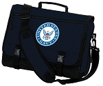 US NAVY Laptop Computer Bag Padded Messenger Bags
