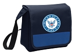 United States Navy Lunch Bag Cooler Blue