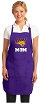 Deluxe University of Northern Iowa Mom Apron MADE in the USA!
