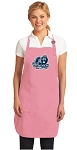 Deluxe Old Dominion University Apron Pink - MADE in the USA!