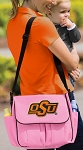 Oklahoma State Diaper Bag