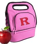 RUTGERS Lunch Bag Pink