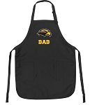 Official Southern Miss Dad Apron USM Logo